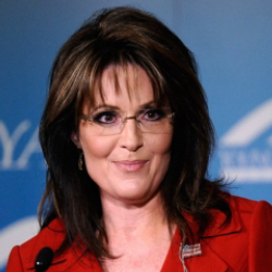 Author Sarah Palin