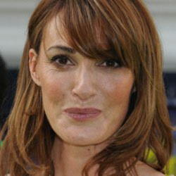 Author Sarah Parish