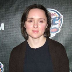 Author Sarah Vowell