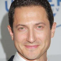 Author Sasha Roiz