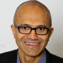 Author Satya Nadella