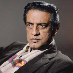 Author Satyajit Ray