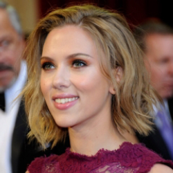 Author Scarlett Johansson