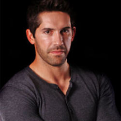 Author Scott Adkins