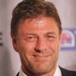 Author Sean Bean