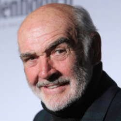 Author Sean Connery
