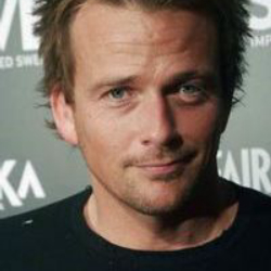 Author Sean Patrick Flanery