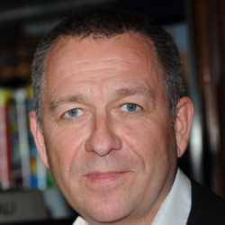Author Sean Pertwee