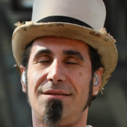 Author Serj Tankian