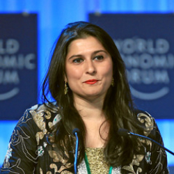 Author Sharmeen Obaid-Chinoy