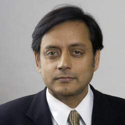 Author Shashi Tharoor