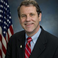 Author Sherrod Brown