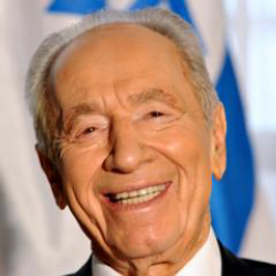 Author Shimon Peres