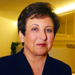 Author Shirin Ebadi