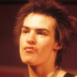 Author Sid Vicious