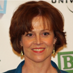 Author Sigourney Weaver