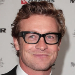Author Simon Baker