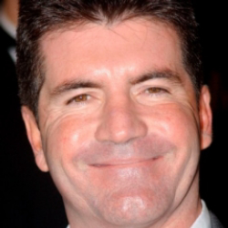 Author Simon Cowell