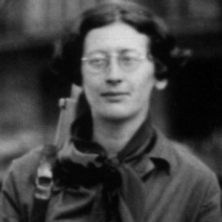 Author Simone Weil