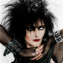 Author Siouxsie Sioux