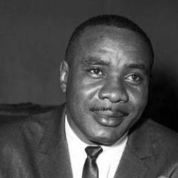 Author Sonny Liston