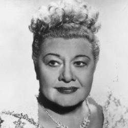 Author Sophie Tucker