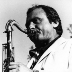 Author Stan Getz