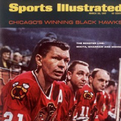 Author Stan Mikita