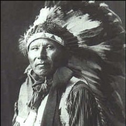 Author Standing Bear