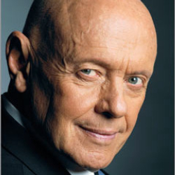 Author Stephen Covey