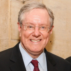 Author Steve Forbes