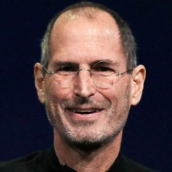Author Steve Jobs