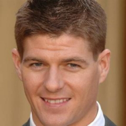 Author Steven Gerrard