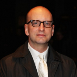 Author Steven Soderbergh