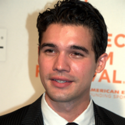 Author Steven Strait