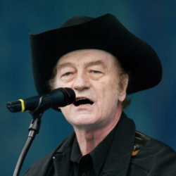 Author Stompin' Tom Connors