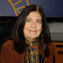 Author Susan Sontag