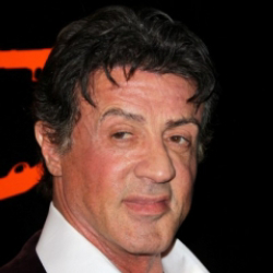 Author Sylvester Stallone