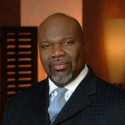 Author T. D. Jakes