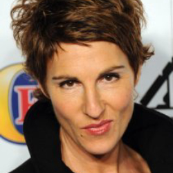 Author Tamsin Greig