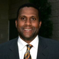 Author Tavis Smiley