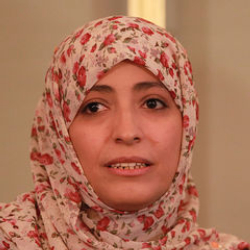 Author Tawakkol Karman