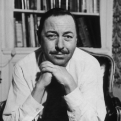 Author Tennessee Williams