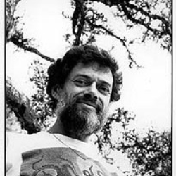 Author Terence McKenna