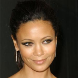 Author Thandie Newton