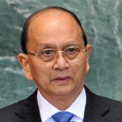 Author Thein Sein
