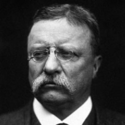 Author Theodore Roosevelt