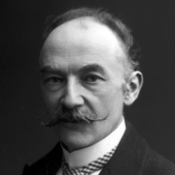 Author Thomas Hardy