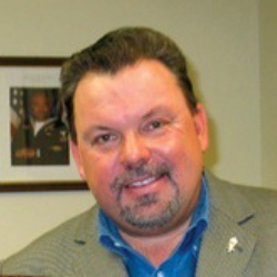 Author Thomas Kinkade