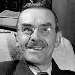 Author Thomas Mann